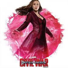 wanda halloween costume new look at hawkeye scarlet witch s captain america civil war