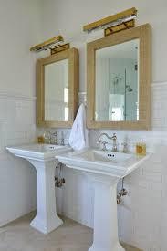 gold antique tiled mirror