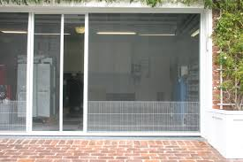 Sliding Screen Door Closer Automatic by Garage Doors Garage Door Screen System Newaunfels Tx Casper