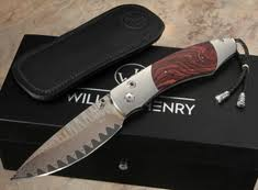 William Henry Kitchen Knives High End And Custom Folding Knives For Sale Knifeart