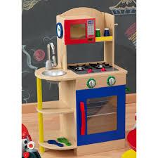 interesting kidkraft wooden play kitchen pretend set kids toy with