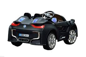 Bmw I8 Electric - 2016 bmw i8 12v battery powered electric ride on kids toy car