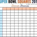 free football squares spreadsheet spreadsheets