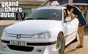 pujot car gta 4 peugeot 406 taxi 2 movie car sounds script missions youtube