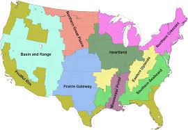 Us Region Map Us Map Of Growing Regions Us Precip Copy 2 Thempfa Org