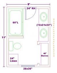 Bathroom Floor Plan by Fhc Foresman Architecture Bathroom Floor Plans