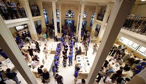 paris apple store 20 of the best and most beautiful apple stores around the world