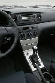 2004 toyota corolla xrs ride 2003 toyota corolla s cars toyota