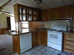 Mobile Home Kitchen Designs Goodly Mobile Home Kitchen Cabinets - Mobile homes kitchen designs