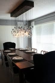 Lighting Dining Room by Edison Bulb Chandelier In This New Conference Room Turner