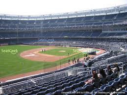 Yankee Stadium Floor Plan Yankee Stadium Main Level 223 Seat Views Seatgeek