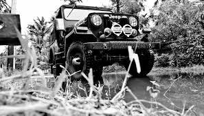 jeep modified black modified mahindra jeep mahindra cj 500d my modified jeep