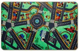 Childrens Play Rug Kids Rug Street Map Children Area Rug Review Mykidsadviser