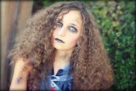 zombie cheerleader pin curls cute girls hairstyles