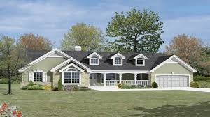 Ranch Style House Plans With Porch House Plans With Basements And Porches Basement Decoration