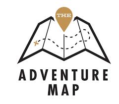 Adventure Map The Adventure Map U2014 Callum Collie Design