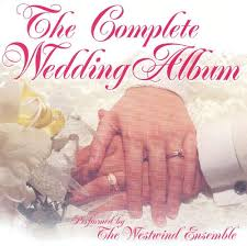 wedding album reviews the complete wedding album westwind ensemble songs reviews