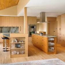cuisine en chene massif meuble chene clair massif affordable console boston bois chne clair