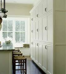 Floor To Ceiling Kitchen Cabinets Standardpaint Gorgeous Kitchen With Floor To Ceiling Kitchen