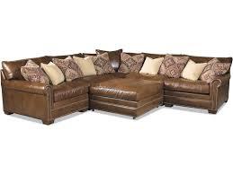 huntington house 7107 ryan traditional sectional sofa with