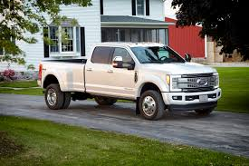 Ford F350 Truck Length - 2017 ford f series super duty wears aluminum body and loses 350