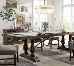 lorraine extending dining table pottery barn au