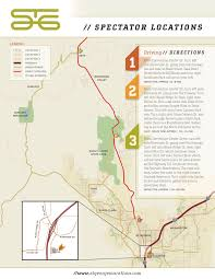 Map St George Utah by St George Marathon