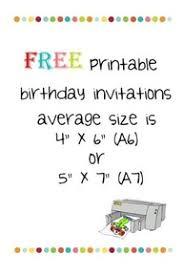 top 10 free birthday party invitation templates
