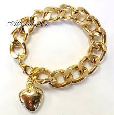 chain bracelet with heart charm images 141 best beads and bracelets images jewelry heart jpg