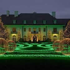christmas light display synchronized to music trees lights holiday magic christmas events and displays around u s