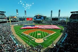 opening day the white sox drawer