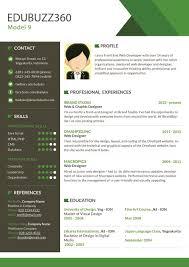 modern cv resume design sles creative green modern resume template modern professional resumes