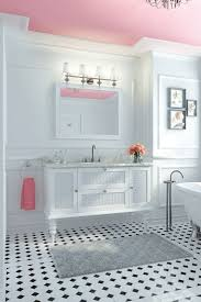 Pink And Black Bathroom Ideas Think Pink 5 Girly Bathroom Ideas Best Friends For Frosting