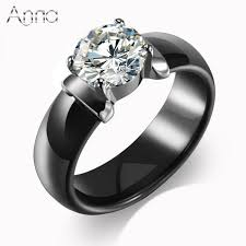 ceramic diamond rings images A n new arrival ceramic rings for women huge zircon cabochon jpeg
