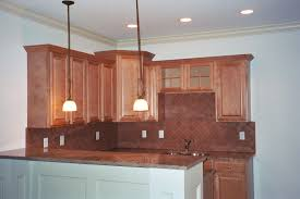 kitchen backsplash ideas for cabinets where to end kitchen backsplash tiles belk tile
