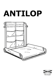 Ikea Wall Changing Table Antilop Wall Changing Table White Ikea United Kingdom Ikeapedia