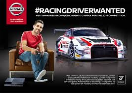 nissan australia gt academy capturing an amazing story dreaming gamer turns pro racer