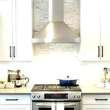 stainless steel under cabinet range hood black stainless range hood under cabinet stainless steel hood