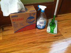 Cleaning Hardwood Floors With Vinegar Refinishing Floors Easy Way Diy Pinterest High Gloss