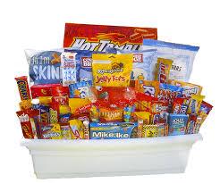 Candy Basket Gift Baskets Sweet Janes