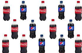 Pepsi Blind Taste Test Coke Versus Pepsi Taste Testing The Brands