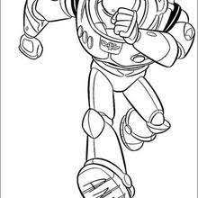 buzz lightyear coloring pages drawing for kids videos for kids