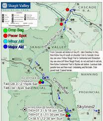 Desolation Sound Map The Trail Effect Blog Fatdog120 Course Maps
