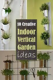 Indoor Hanging Garden Ideas 10 Creative Indoor Vertical Garden Ideas Garden Ideas Gardens