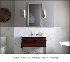 Robern Mirrored Medicine Cabinet Bethroom Mirrors U0026 Medicine Cabinets Frank Webb Home