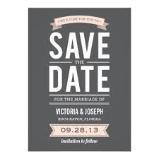 Save The Date Vintage Poster Save The Date Announcement Superdazzle Custom