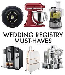 best registry for wedding must wedding registry items s clean kitchen