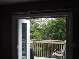 door retractable screen doors with yellow wall for garage