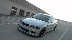 Bmw E46 3 Series M3 Modified Youtube