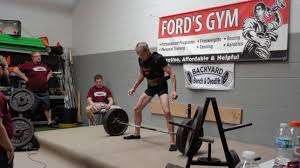 powerlifting ford u0027s gym